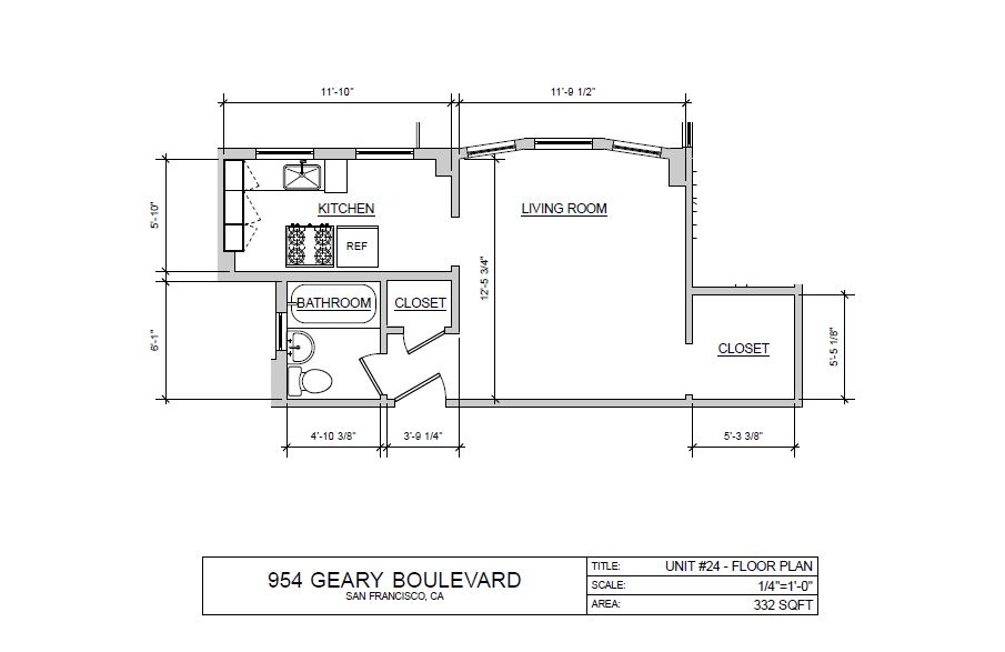 Studio D Floor Plan 4