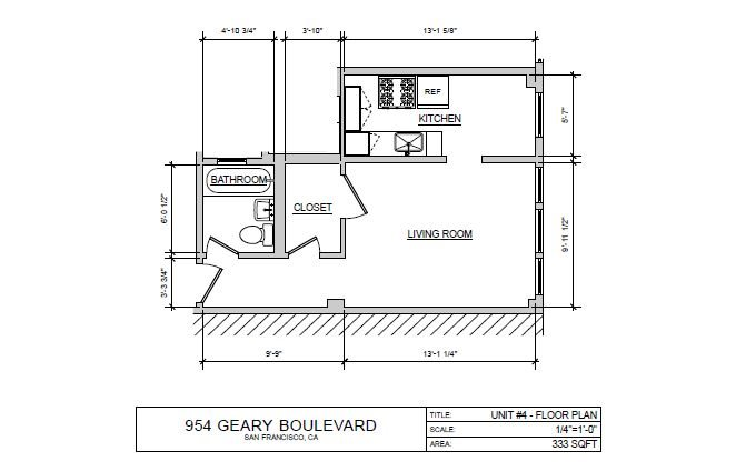 Studio G Floor Plan 7