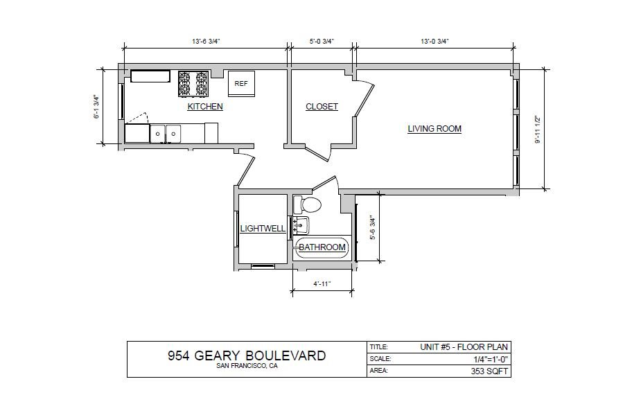 Studio H Floor Plan 8