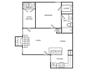 The Bradford Apartments (Webster, TX): from $712 - RENTCafé