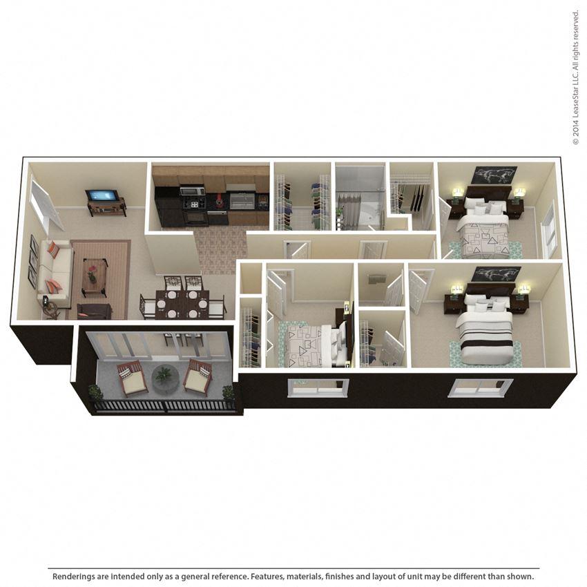 3Bedroom   1.5Bathroom