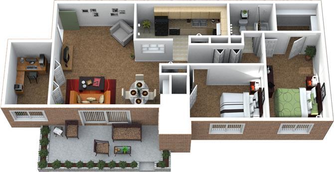 cherry arms apartments (alexandria, va): from $1,344 - rentcafé