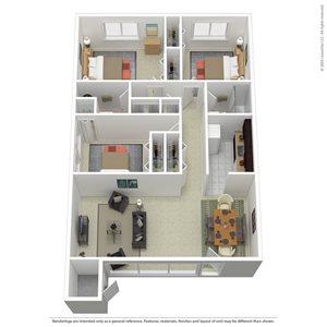 Park Terrace Apartments Vienna Va