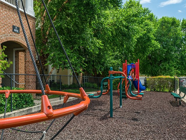 The Residences at Springfield Station - Playground