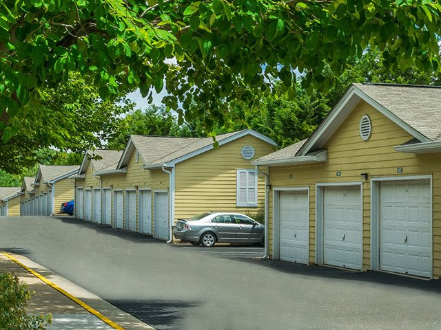 The Residences at Springfield Station - Storage Space