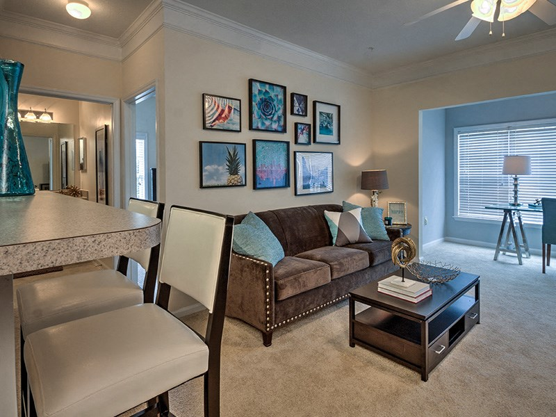 Spacious layouts at Abberly Woods Apartment Homes by HHHunt, Charlotte, NC 28216