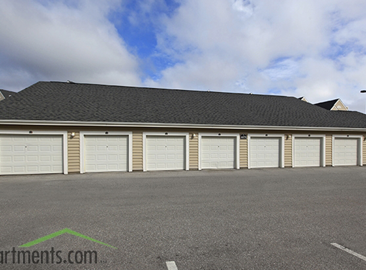 Garage Available at Abberly Crest Apartment Homes, Lexington Park, MD, 20653