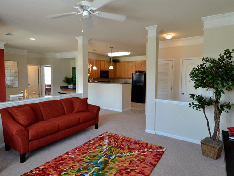 Modern Furnishings at Abberly Crest Apartment Homes, Lexington Park, 20653