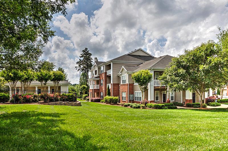 Beautiful Brick Construction at Abberly Green Apartment Homes, North Carolina