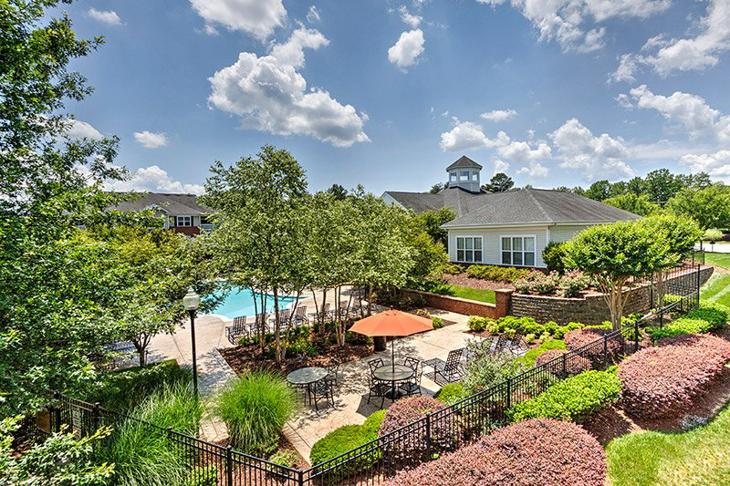 Top View at Abberly Green Apartment Homes, Mooresville, NC 28117