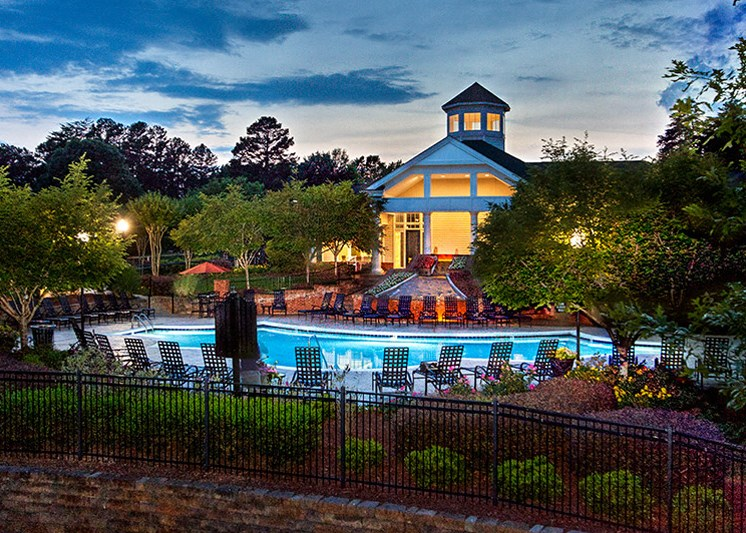Resort Style Community at Abberly Green Apartment Homes, Mooresville North Carolina