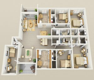 Foxridge Apartment Homes Apartments In Blacksburg Va