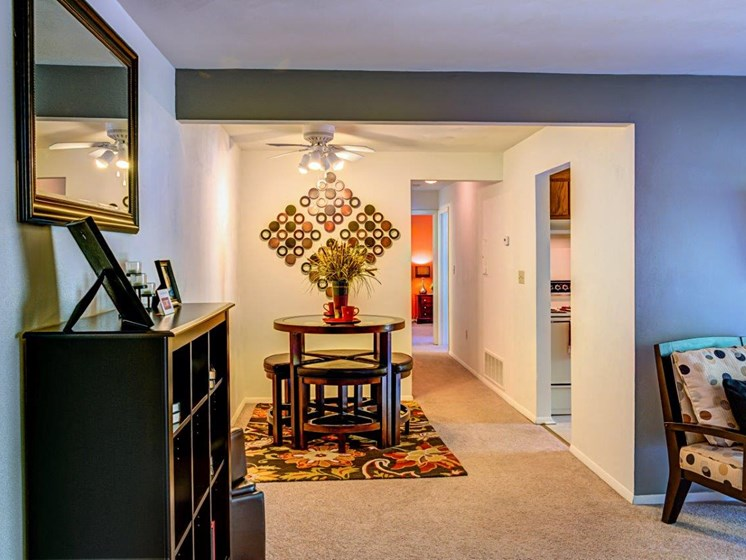Plush Wall to Wall Carpet at Walden Pond Apartment Homes, Virginia