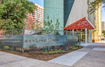 1801 Arapahoe Street 1 Bed Apartment for Rent Photo Gallery 1