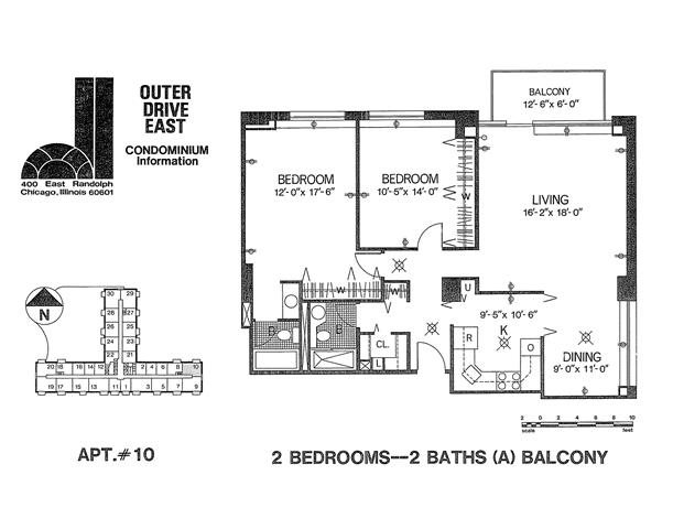 Tier 10 Floor Plan 10
