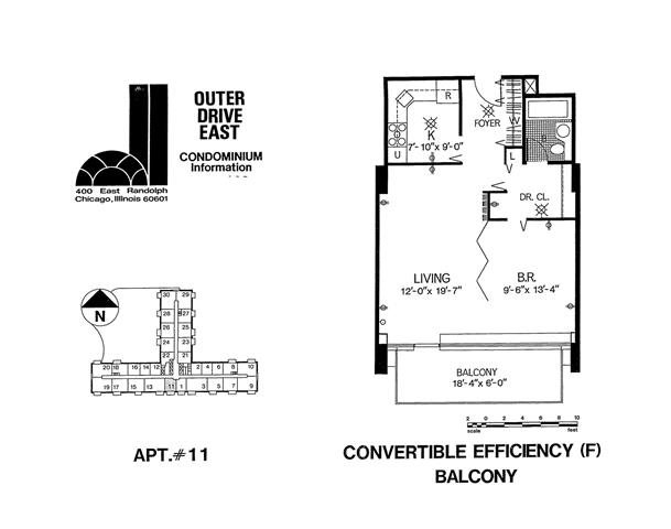 Tier 11 Floor Plan 11