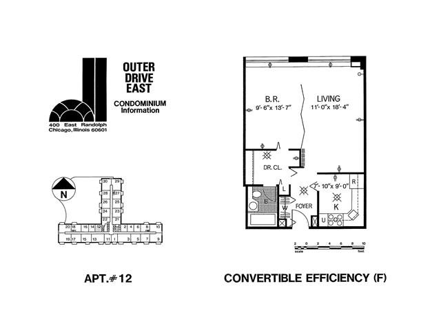 Tier 12 Floor Plan 12