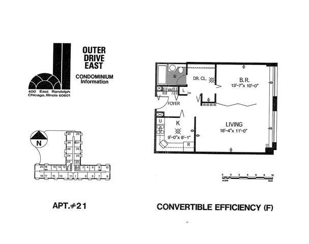 Tier 21 Floor Plan 21
