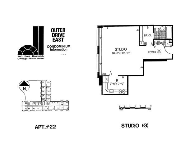 Tier 22 Floor Plan 22