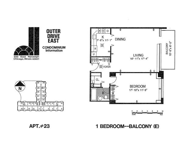 Tier 23 Floor Plan 23