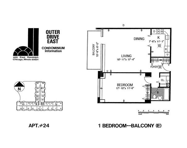 Tier 24 Floor Plan 24