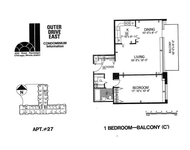 Tier 27 Floor Plan 27