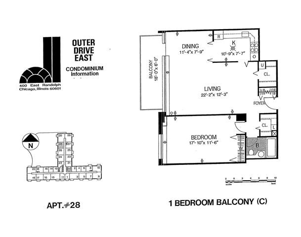 Tier 28 Floor Plan 28