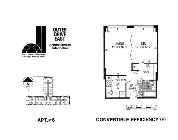 Tier 6 Floor Plan 6
