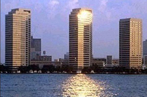 Riverfront Apartments Detroit Mi