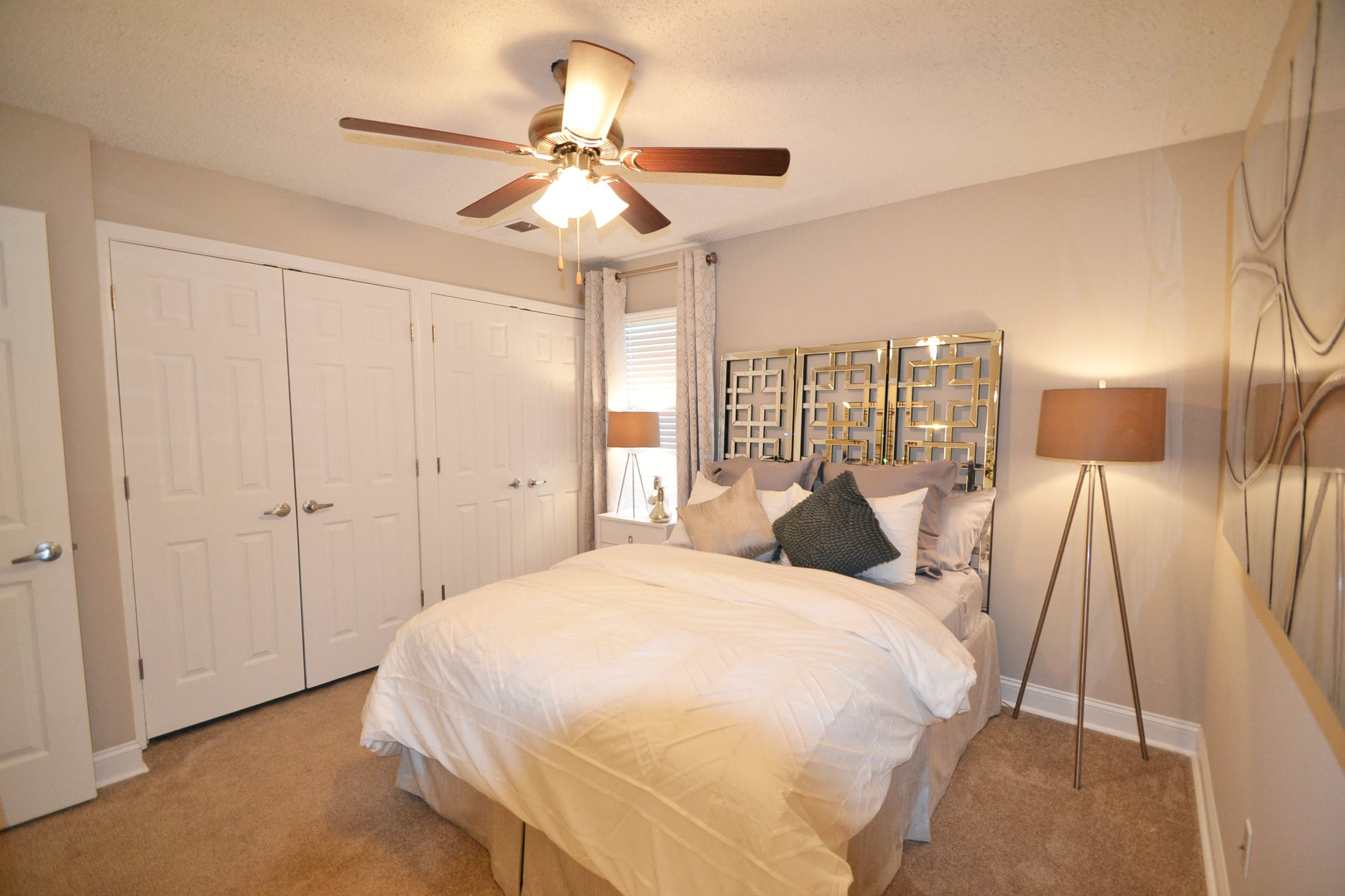 Spacious bedrooms sterling bluff apartments