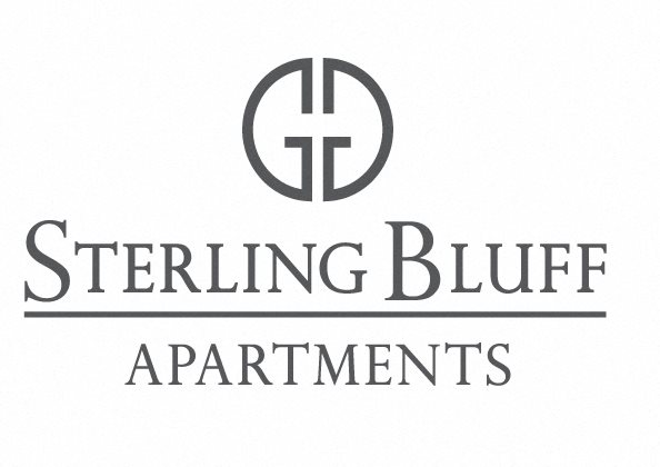 at Sterling Bluff Apartments Logo, Savannah