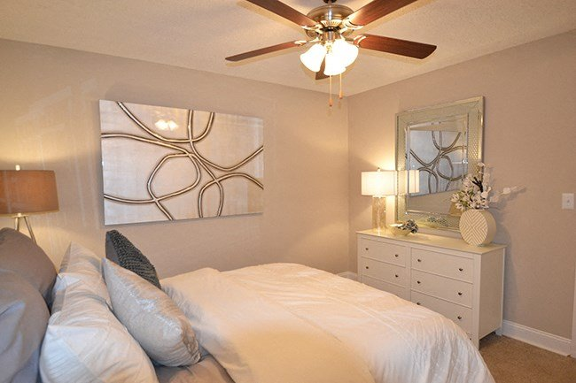 Spacious Bedrooms at Sterling Bluff Apartments, Savannah, GA,31406