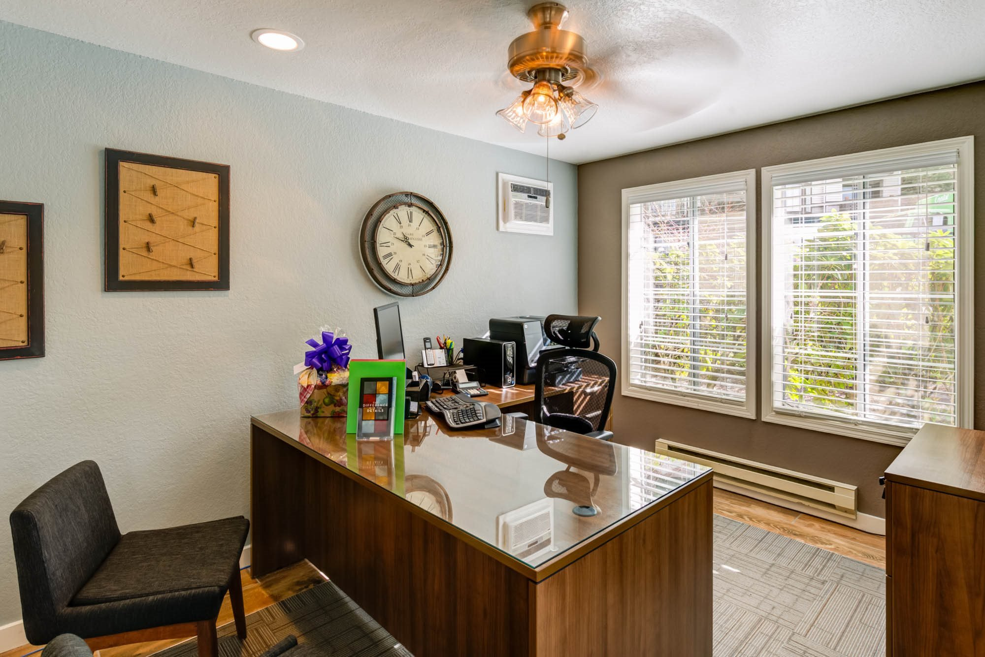 Renovated Interiors at Westview Village, Renton, WA,98055