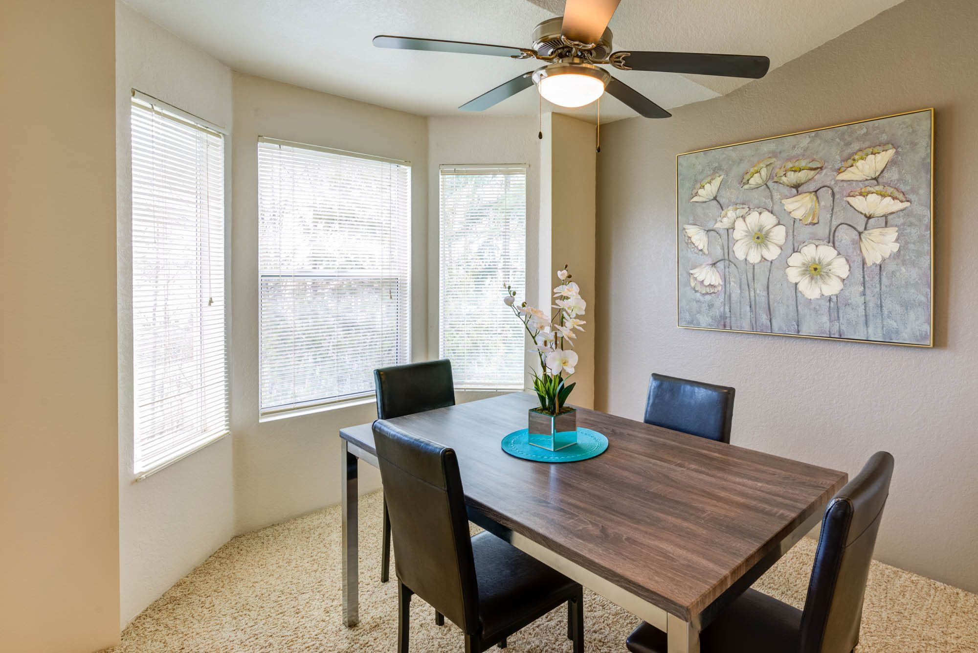 Separate Dining Area at Westview Village, Renton, WA,98055