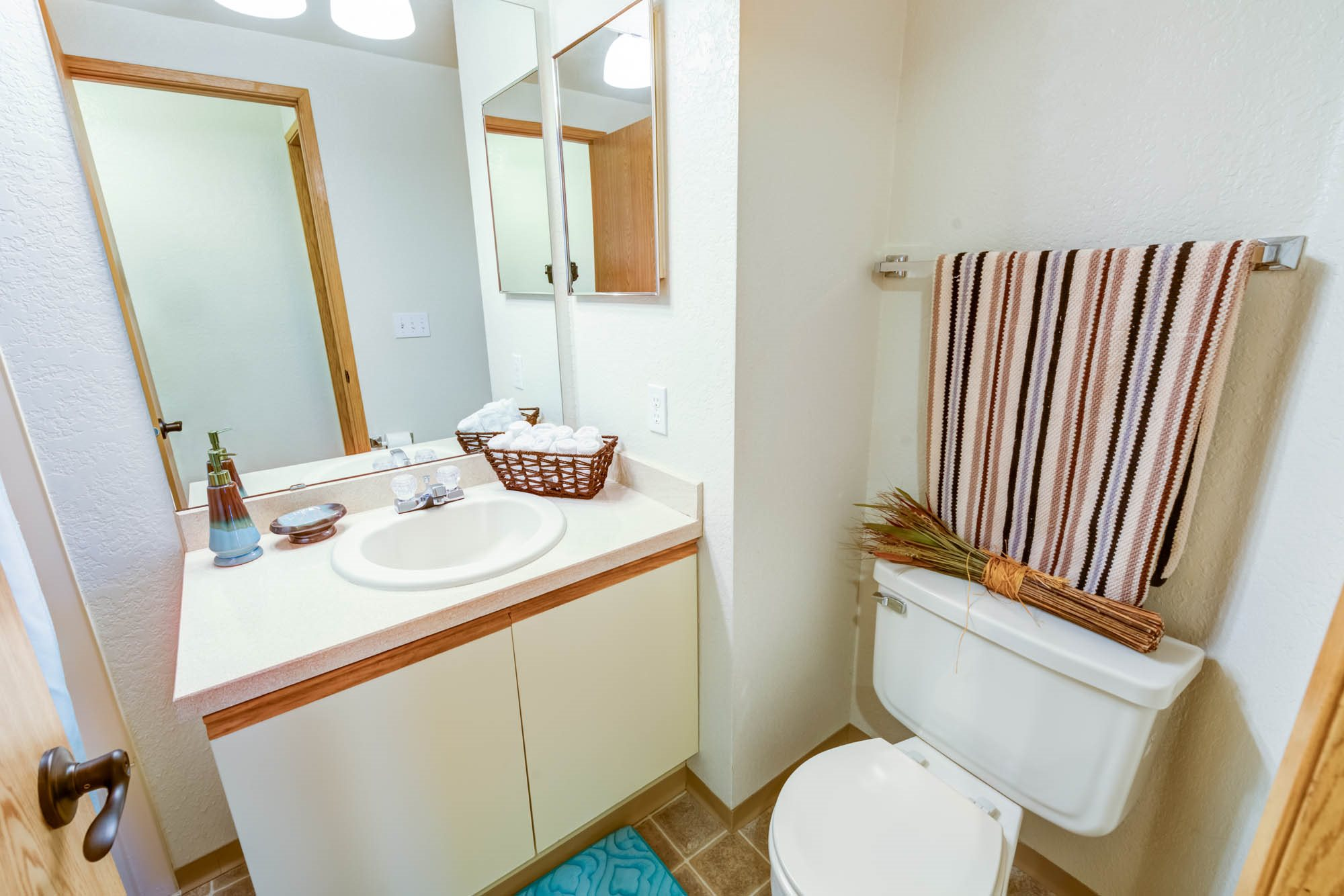 Spacious Bathrooms at Westview Village, Renton, WA,98055