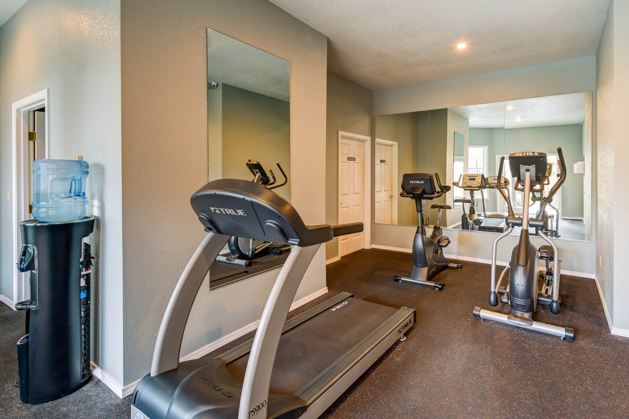 State-of-the-Art Fitness Center at Westview Village, Renton, WA,98055