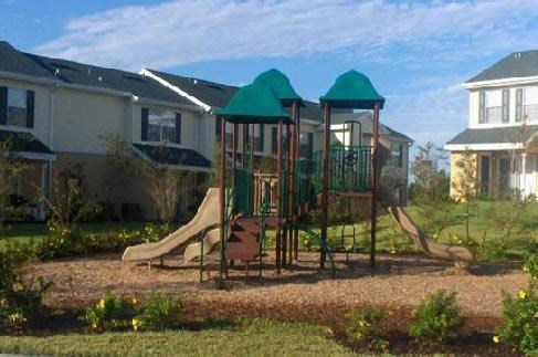 Children Play Area at Palms at Lake Tulane, 1033 Hal McRae Loop, Avon Park, FL
