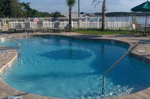 Bay Side Swimming Pool at Palms at Lake Tulane, 1033 Hal McRae Loop, 33825