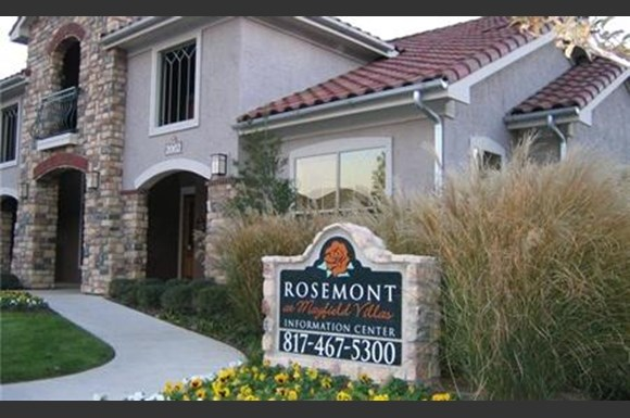 Rosemont at Mayfield Villas Photo Gallery 1. Rosemont at Mayfield Villas Apartments  2002 Mayfield Villa Drive