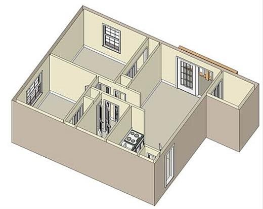Chancellor Floor Plan 5