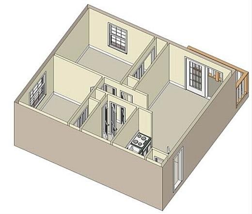 Elizabeth Floor Plan 2