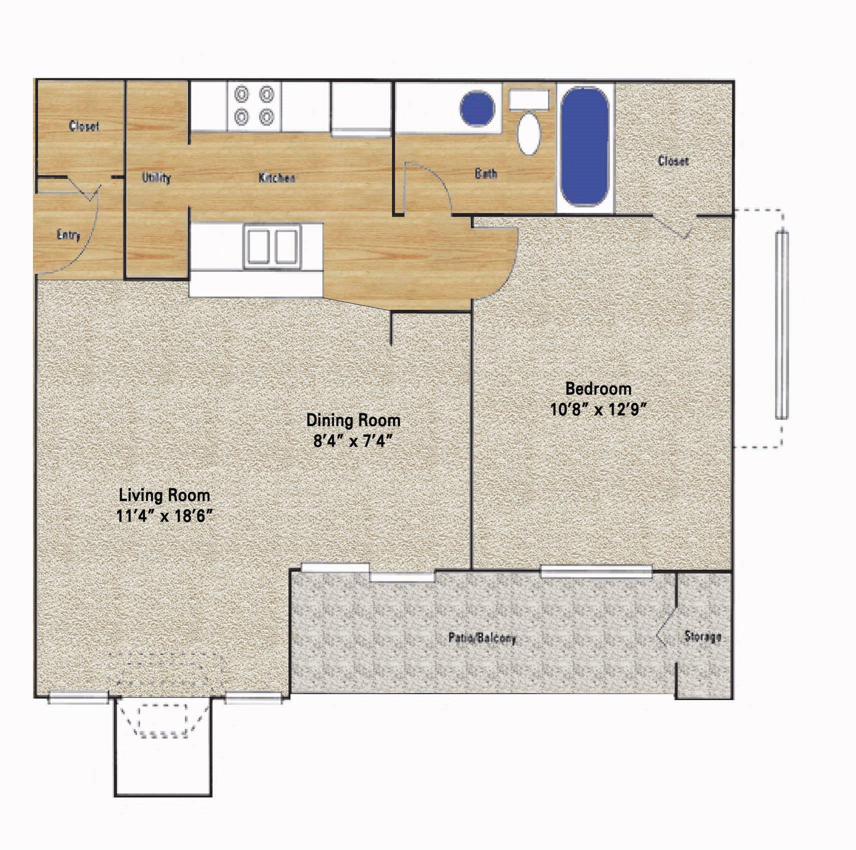 Midway Floor Plan 2