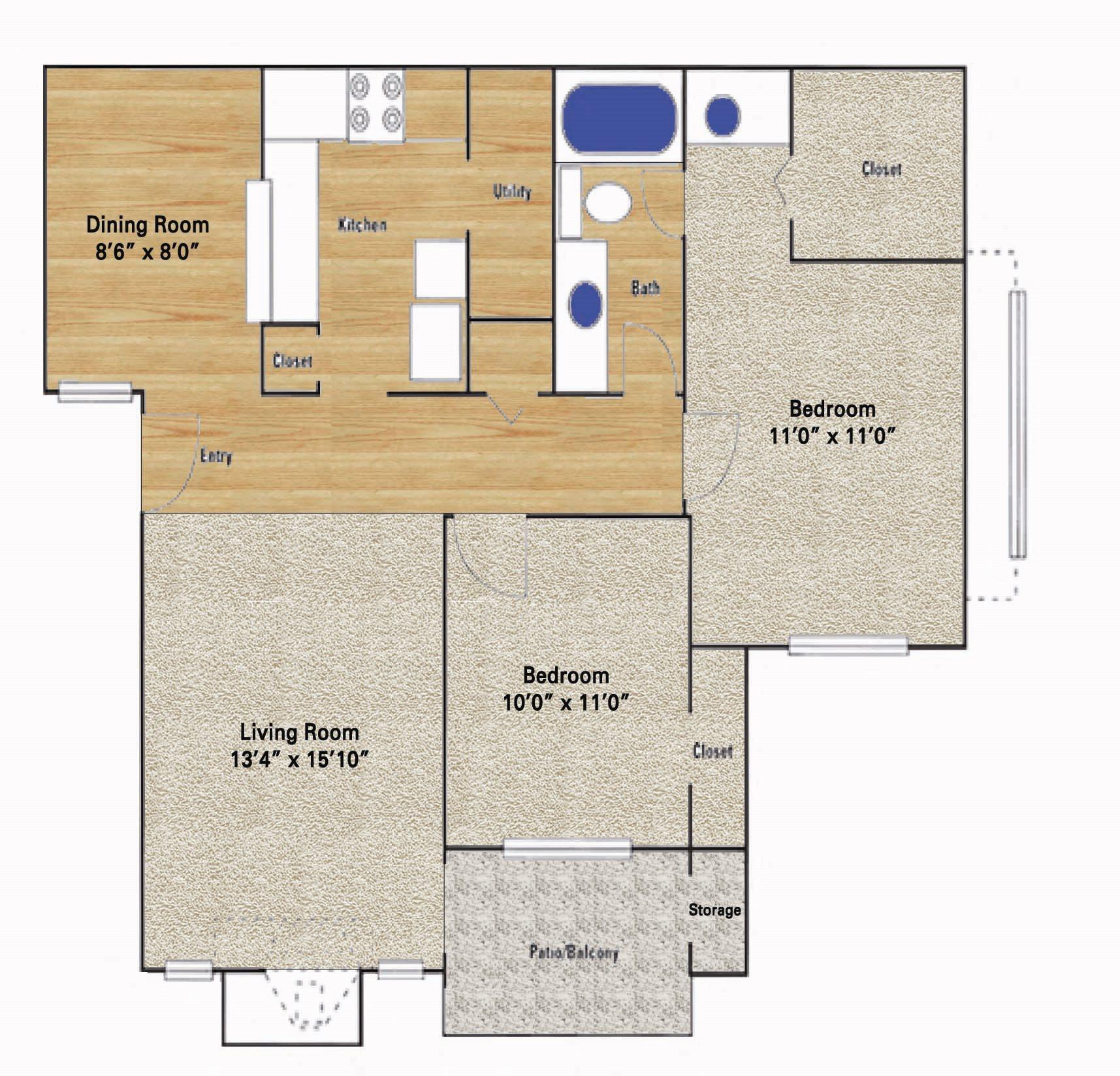 Briargrove Floor Plan 7