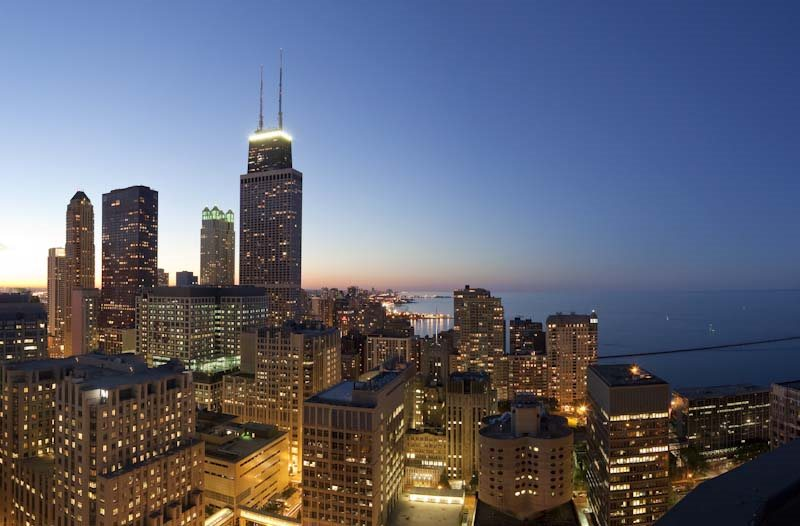 Lakefront living elevated at McClurg Court in Streeterville.