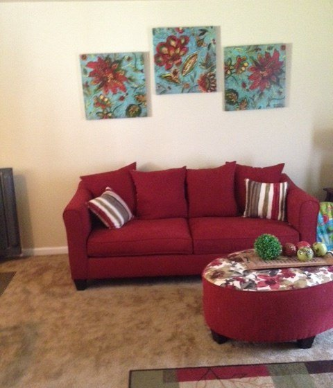 Lush Wall-to-Wall Carpeting at Lakeview Apartments, 136 N. 10th St, 30436