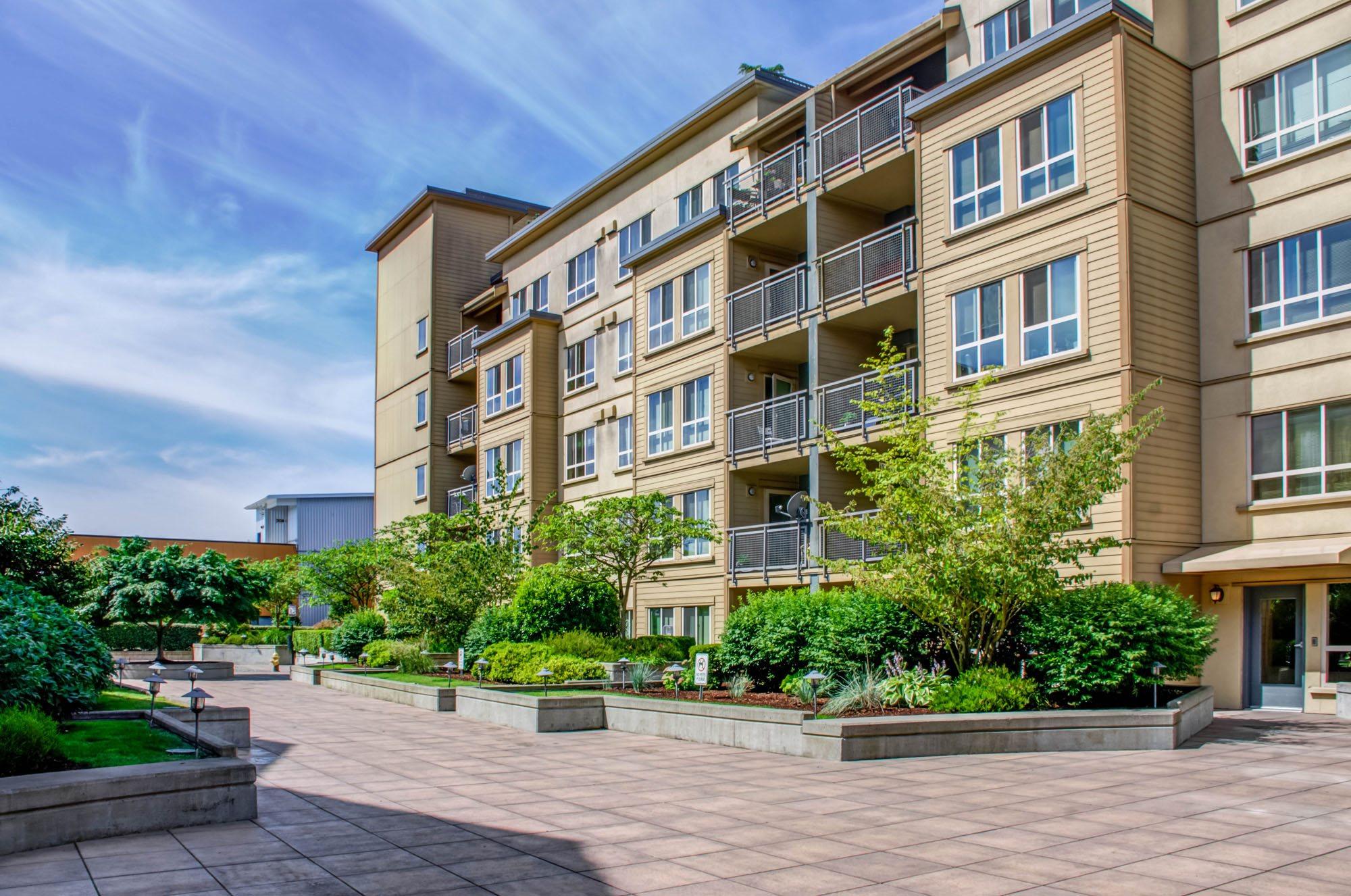 Madison Park Apartments Seattle