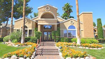 Smoke Free Community at Renaissance Villas Apartment Homes, Las Vegas, 89103