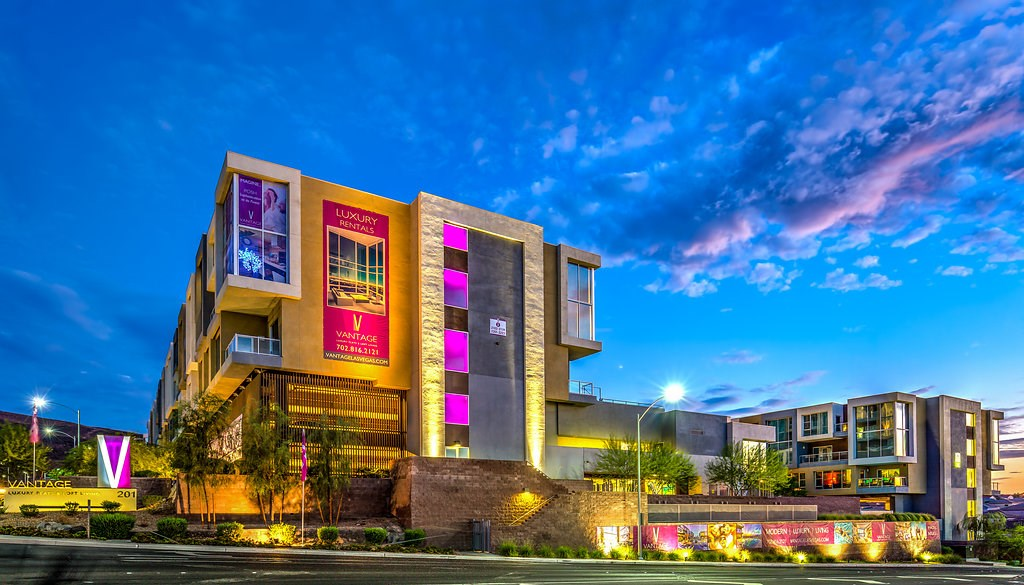 Vantage Lofts Apartments In Henderson Nv