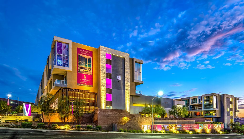 Vantage Lofts Luxury Apartments in Henderson NV