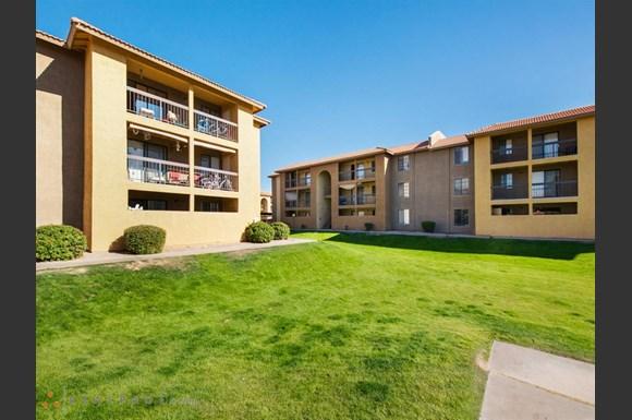 Canyon Creek Village Apartments, 17617 N. 9th Street, Phoenix, AZ ...